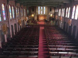 Choir Rehearsal cancelled for now.