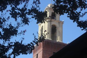 Boyer Chapel weekly early service cancelled for now